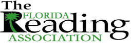 Florida Reading Association logo.